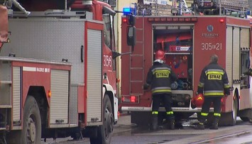 Tragiczny bilans. W Sylwestra i Nowy Rok w pożarach zginęło 8 osób