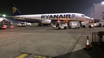 Strajk pilotów Ryanaira w Niemczech