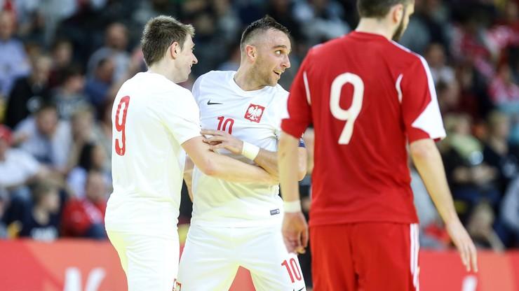 Polska pokonała Belgię w towarzyskim meczu futsalu