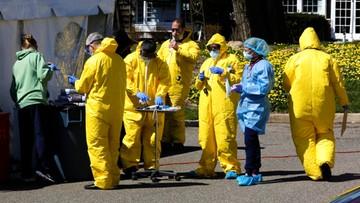 Ponad milion osób zakażonych koronawirusem