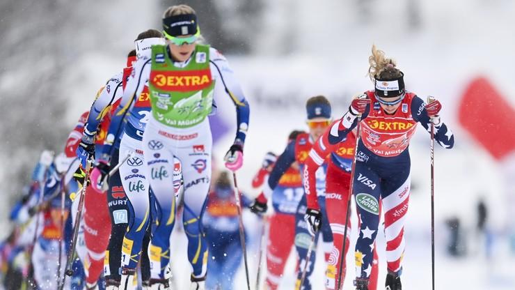 Tour de Ski: Niepriajewa wygrała bieg ze startu wspólnego. Izabela Marcisz na 34. miejscu
