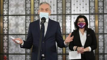 Biedroń po wyroku TK: zachodzi potrzeba wszczęcia kolejnej procedury wobec Polski ws. praworządności
