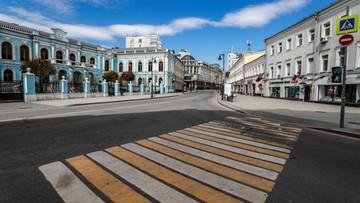 Ponad 10 tys. nowych zakażeń koronawirusem w Rosji. Najwięcej - w Moskwie