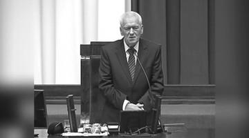 Pogrzeb Kornela Morawieckiego w sobotę. Premier zawiesił kampanię