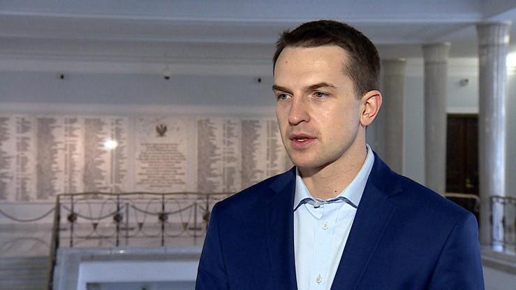 Szłapka pyta premiera o ochronę tajemnic i zawiadamia prokuraturę ws. ujawnienia tajnej notatki