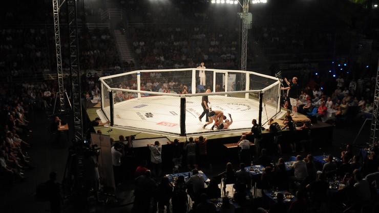 MMA na igrzyskach? To możliwe!