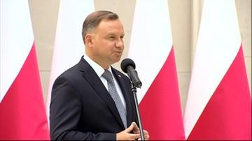 Mucha: prezydent popiera działania rządu ws. budżetu unijnego