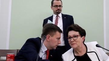 Sejmowa komisja przyjęła poprawki PiS do projektu zmian w ordynacji wyborczej