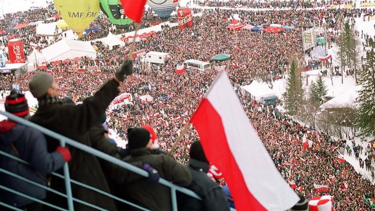 """Niezapomniany konkurs PŚ w Zakopanem. """"Wszyscy w amoku, to cud, że nikt nie zginął!"""""""
