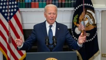 Fatalne notowania prezydenta USA. Amerykanie ocenili Bidena