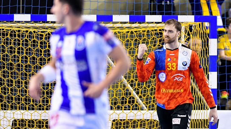 LM piłkarzy ręcznych: Dwóch graczy PGE VIVE w siódemce kolejki