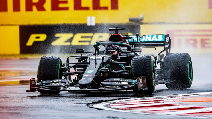 Formuła 1: Hamilton po raz 90. zdobył pole position