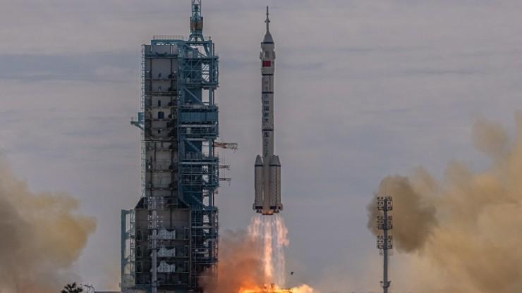 Pierwsza załogowa misja kosmiczna Chin od prawie pięciu lat