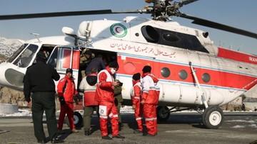 Iran: w serii lawin zginęło 10 osób. Ratownicy poszukują rannych