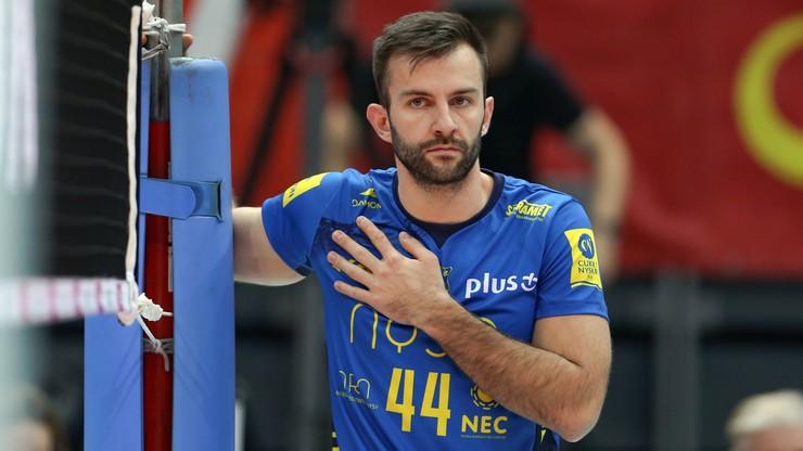 PlusLiga: Stal Nysa przedłużyła kontrakt z kolejnym zawodnikiem