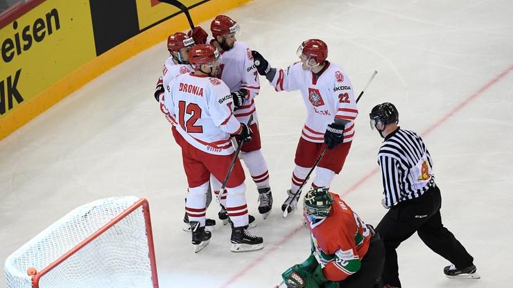 MŚ w hokeju: Polacy zagrają o utrzymanie z Kazachstanem