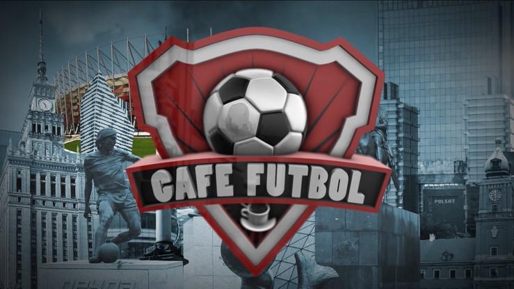 Zieliński i Kosecki gośćmi Cafe Futbol