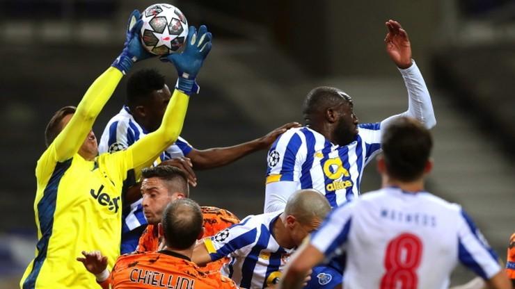 Liga Mistrzów: Juventus FC - FC Porto. Transmisja w Polsacie Sport Premium 1