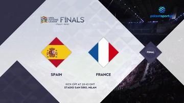 Liga Narodów: Hiszpania - Francja 1:2. Skrót meczu