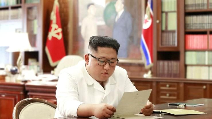"""Kim Dzong Un otrzymał """"osobisty"""" list od Trumpa. """"Doskonała treść"""""""