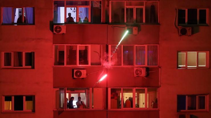 Włochy: bilans zabawy z fajerwerkami. Nie żyje 13-latek