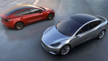 Symbol nowej epoki w motoryzacji. Tesla warta więcej niż Ford