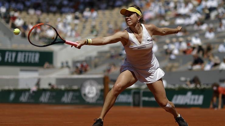 Roland Garros: Anastazja Pawliuczenkowa pierwszą finalistką