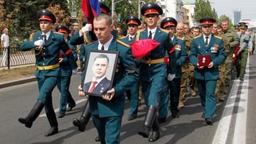 W Doniecku rozpoczęła się walka o schedę po zabitym Zacharczence