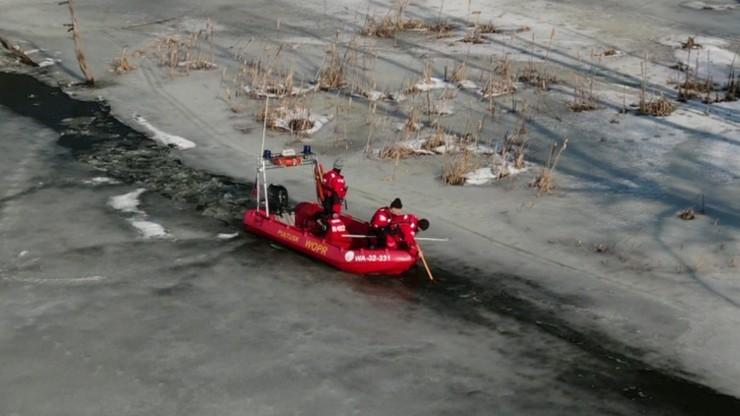 Ciała Jana Lityńskiego szuka ekipa płetwonurków