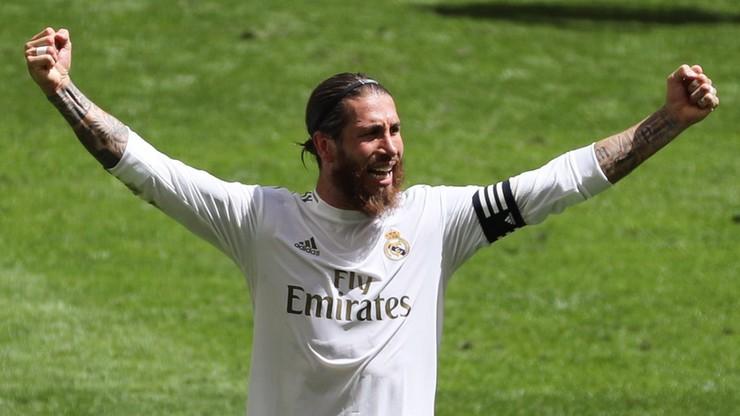 Siódme z rzędu zwycięstwo Realu Madryt