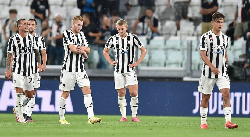Liga Mistrzów: Malmoe - Juventus. Relacja i wynik na żywo - Polsat Sport