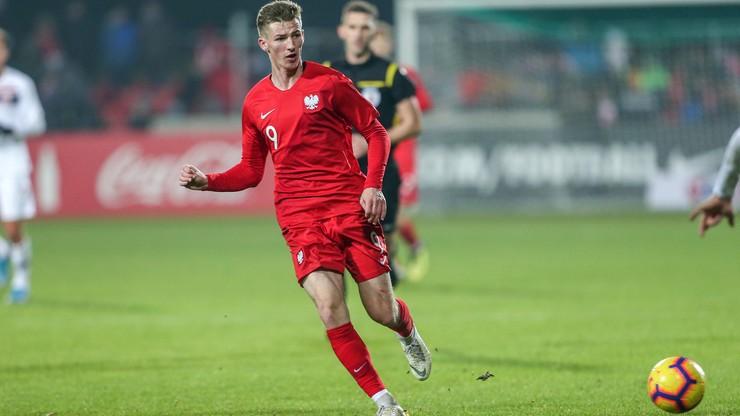 Dawid Kurminowski strzelił cztery gole w jednym meczu! Polak został królem strzelców ligi słowackiej
