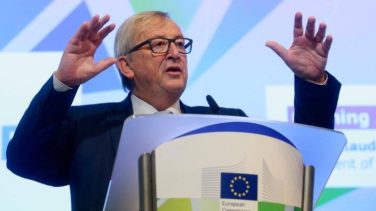 Juncker przeciw ograniczaniu budżetu na rolnictwo i politykę spójności