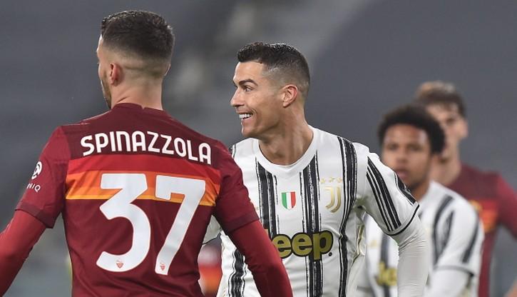 Serie A: Juventus Turyn górą w hicie. Kolejny gol Cristiano Ronaldo