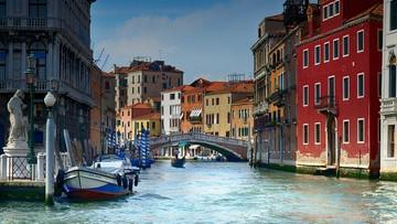 """Rząd Włoch chce wprowadzić opłatę za wjazd do Wenecji. Zapłacą """"jednodniowi turyści"""""""