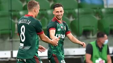 Liga Konferencji: Śląsk Wrocław w II rundzie. Pewna wygrana z Paide