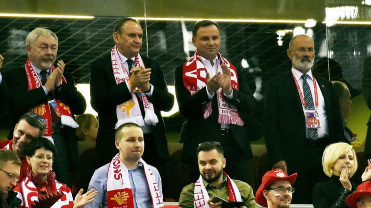 Euro 2016. Prezydent Duda: Liczymy na złoto piłkarzy ręcznych!