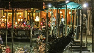 1100 euro za obiad. Turyści czują się oszukani przez restaurację w Wenecji