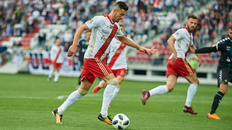 Puchar Polski: ŁKS Łódź - Lech Poznań. Transmisja w Polsacie Sport