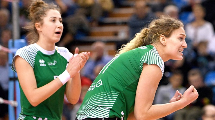 Bank Pocztowy Pałac Bydgoszcz - #Volley Wrocław. Transmisja w Polsacie Sport