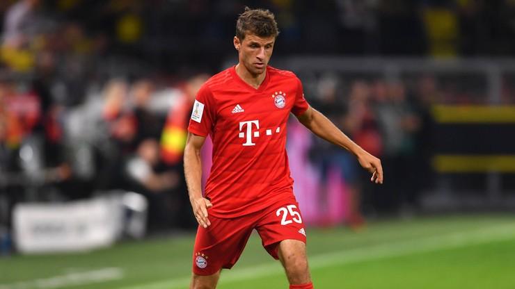 """""""Bild"""": Mueller chce odejść z Bayernu Monachium"""