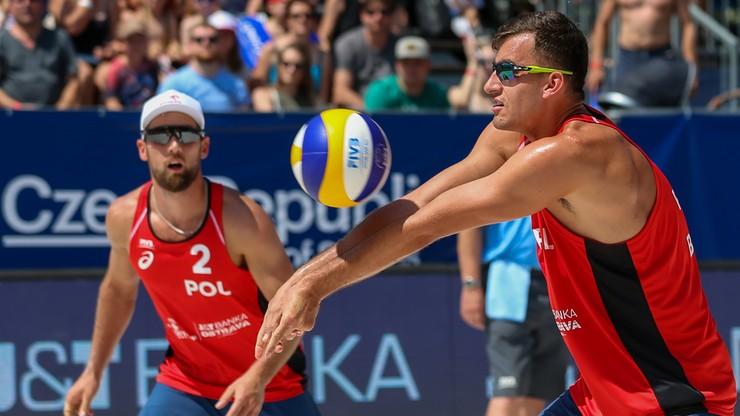 World Tour w Wiedniu: Bryl i Fijałek pokonali wicemistrza olimpijskiego
