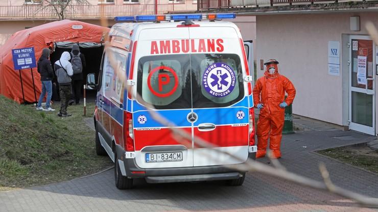 37-latka z Poznania zmarła z powodu koronawirusa. Ministerstwo potwierdza