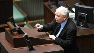 Kaczyński: nie wycierajcie swoich mord nazwiskiem mojego śp. brata, niszczyliście go, zamordowaliście go
