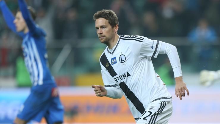 Borussia - Legia: Brak ważnych ogniw w kadrze meczowej legionistów