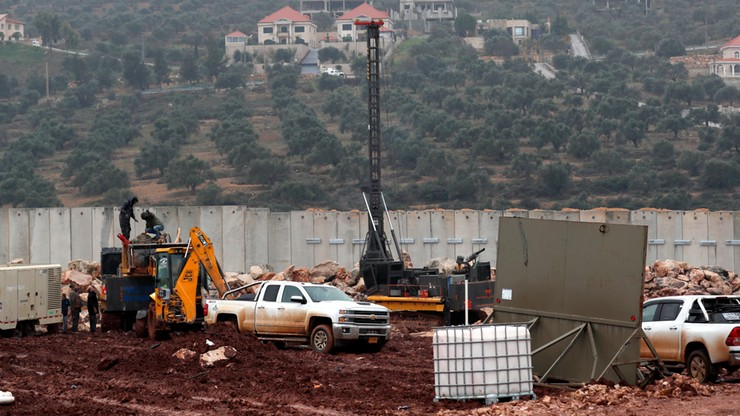 Izraelskie wojsko niszczy tunele Hezbollahu wykorzystywane do przemytu ludzi i sprzętu