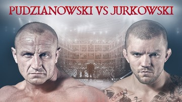 KSW 61: Mariusz Pudzianowski i Łukasz Jurkowski zmierzą się w walce wieczoru