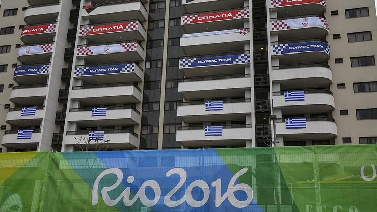 Rio: wioska olimpijska gotowa po naprawach