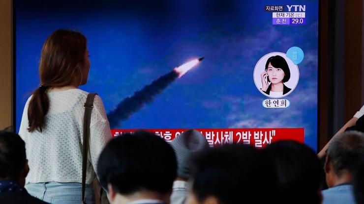 Korea Północna: piąta próba wystrzelenia rakiet batalistycznych od połowy lipca