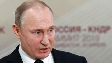 Putin: rozważamy uproszczenie udzielania paszportów dla wszystkich Ukraińców